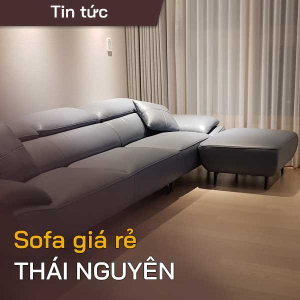 sofa giá rẻ Thái nguyên