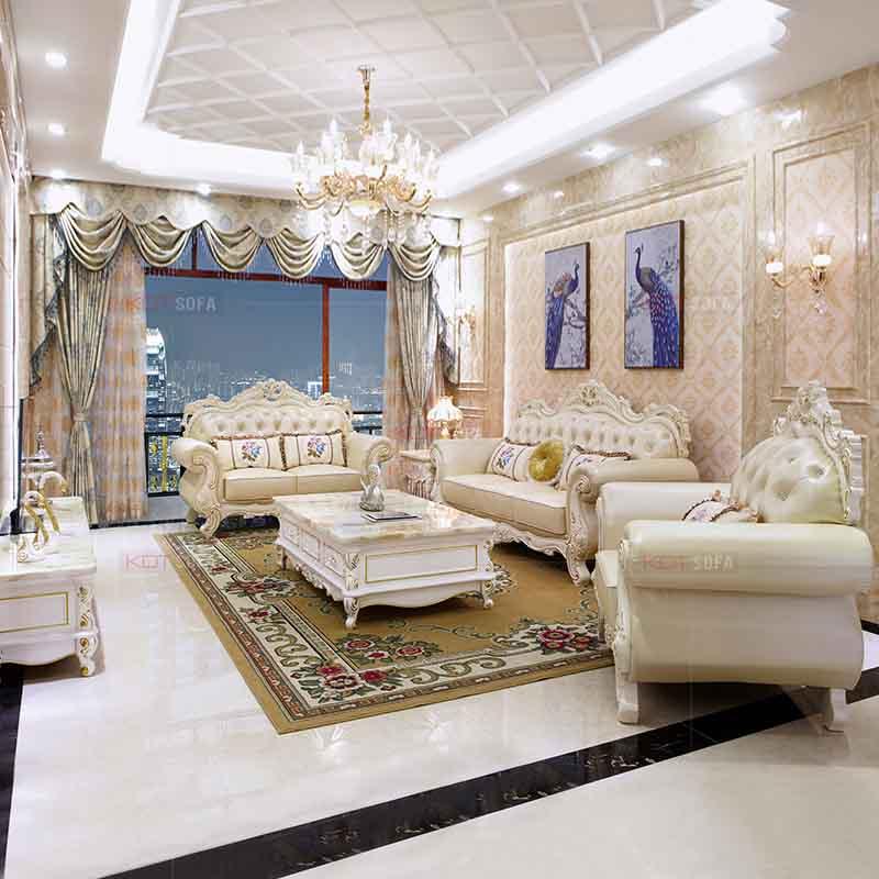 Sofa văng tân cổ điển