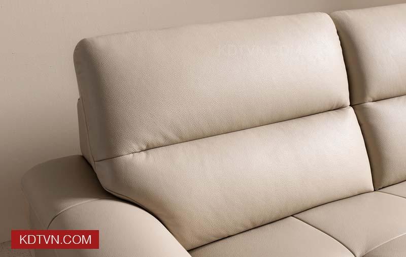 Tựa lưng sofa da KD118