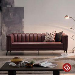 sofa vang da kd124