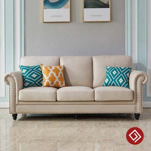 Sofa văng tân cổ điển KD017