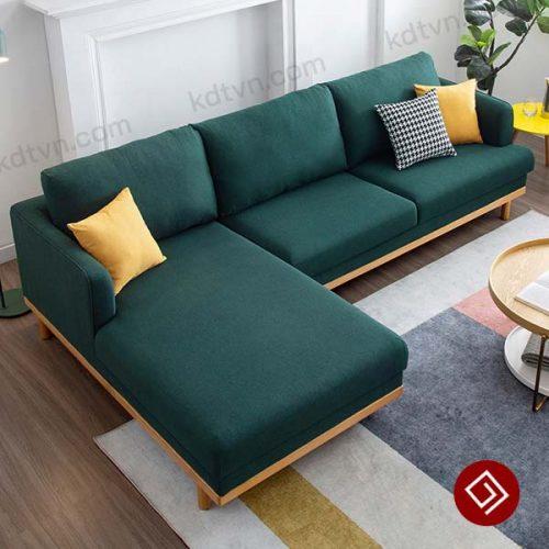 Bộ sofa nhỏ cho phòng khách KD047