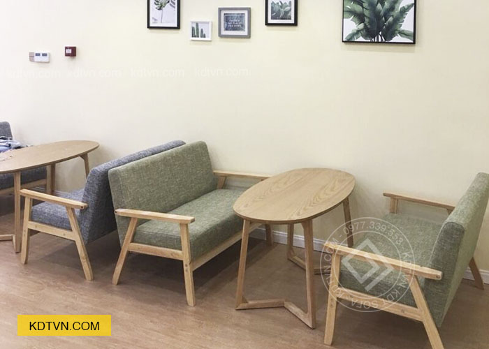 Sofa cho quán cafe