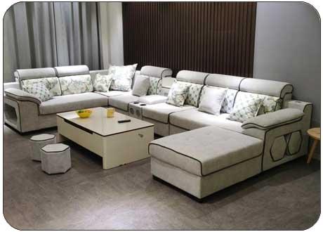 Sofa phòng khách rộng