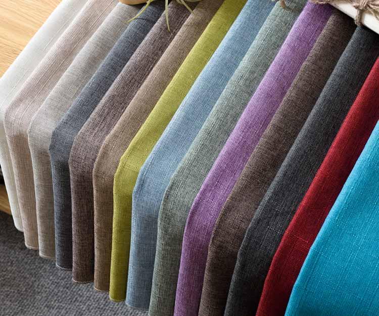 Màu sắc sofa nỉ