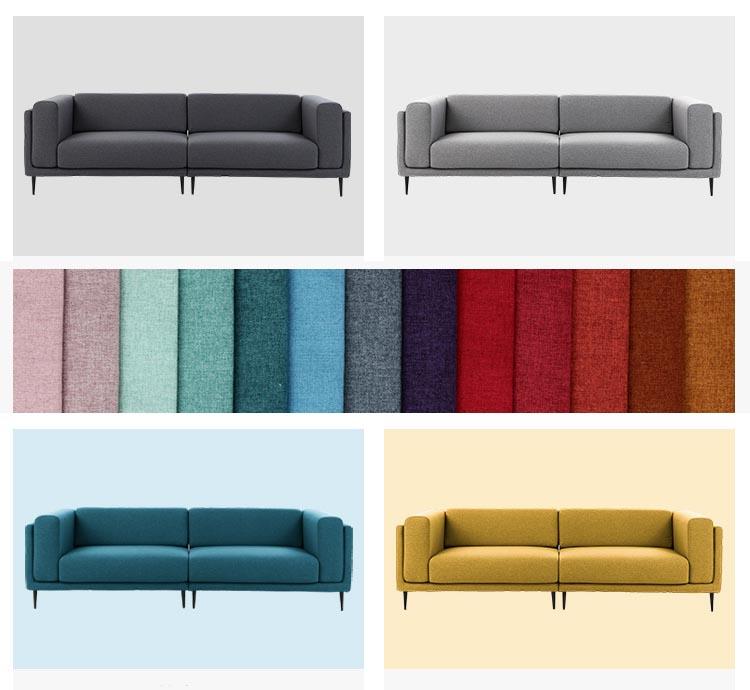 Chọn màu sắc sofa KD099