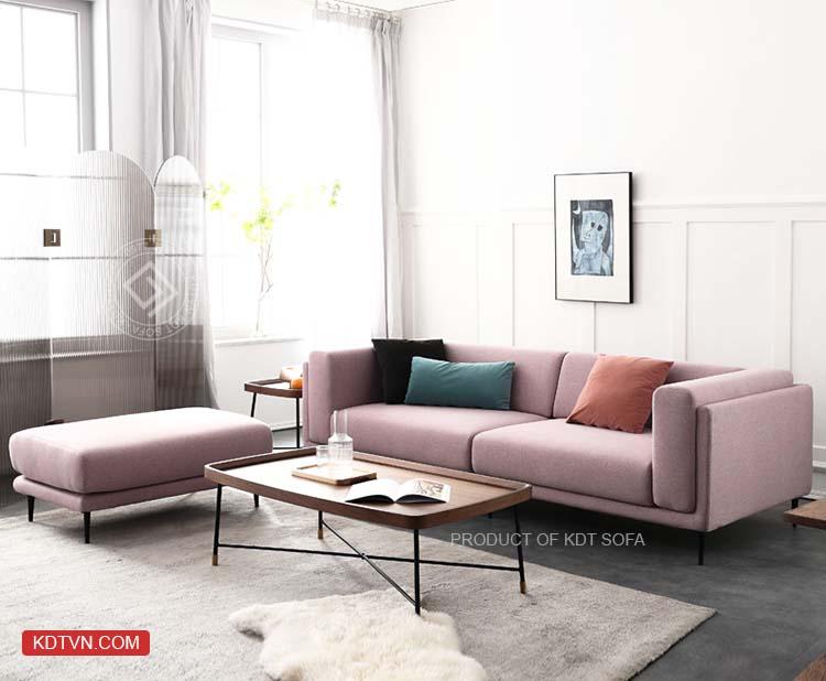 Sofa văng phòng khách KD099