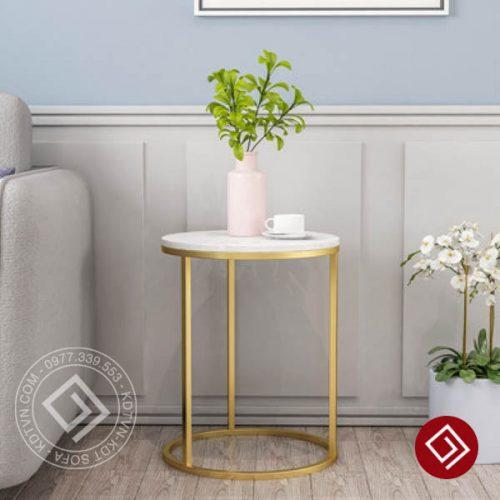 Bàn trang trí phòng khách nhỏ xinh BTN16