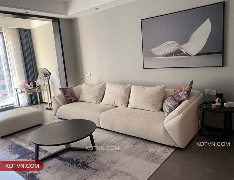 Mẫu sofa thiết kế theo châu âu