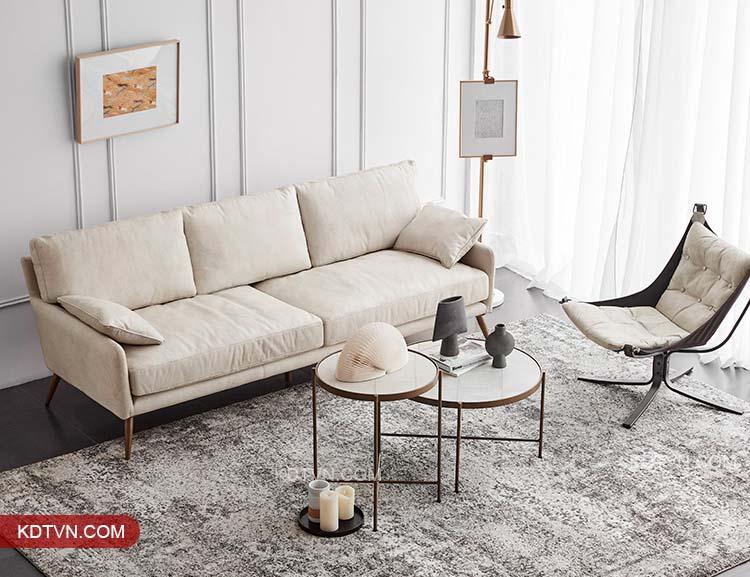 Mẫu sofa thiết kế đơn giản