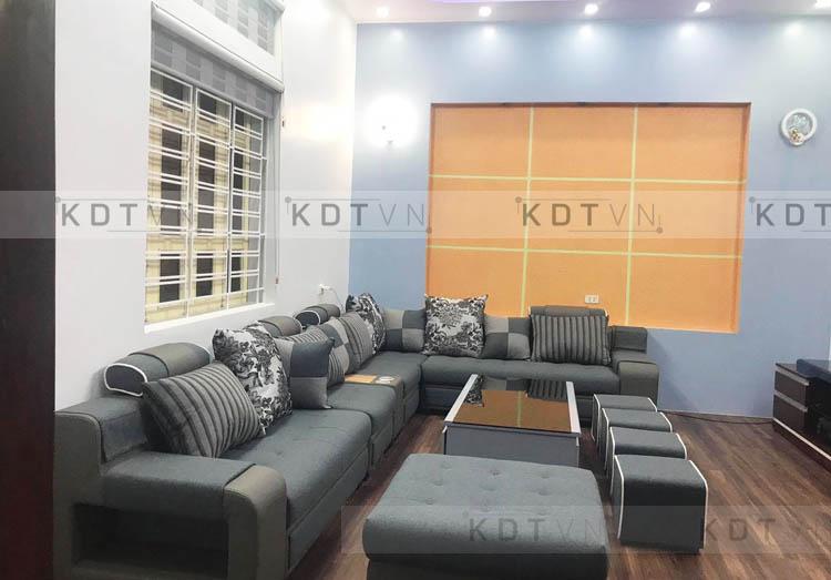 Bàn giao ghế sofa Thái Bình