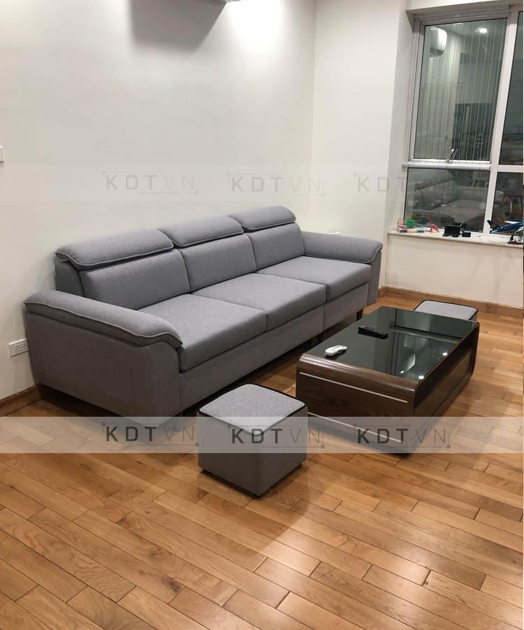 Bàn giao ghế sofa văng Hải Dương