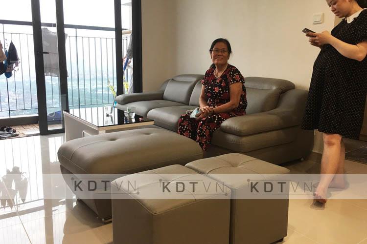 Sofa chung cư Vinsmart City